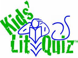 Kids Lit Quiz - logo