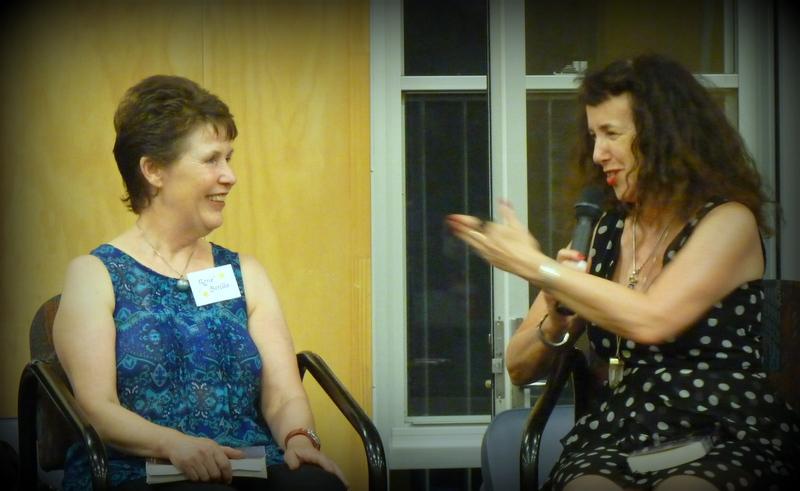 Isobel Carmody in conversation with Rosie Borella