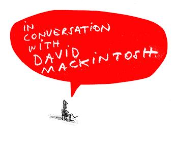 SLQ event - in conversation with David Mackintosh