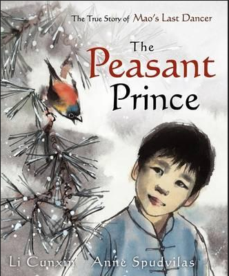 The Peasant Prince by LinCunxin illustrated by A Spudvilas