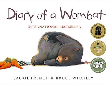 http://www.booktopia.com.au/diary-of-a-wombat-jackie-french/prod9780207198366.html
