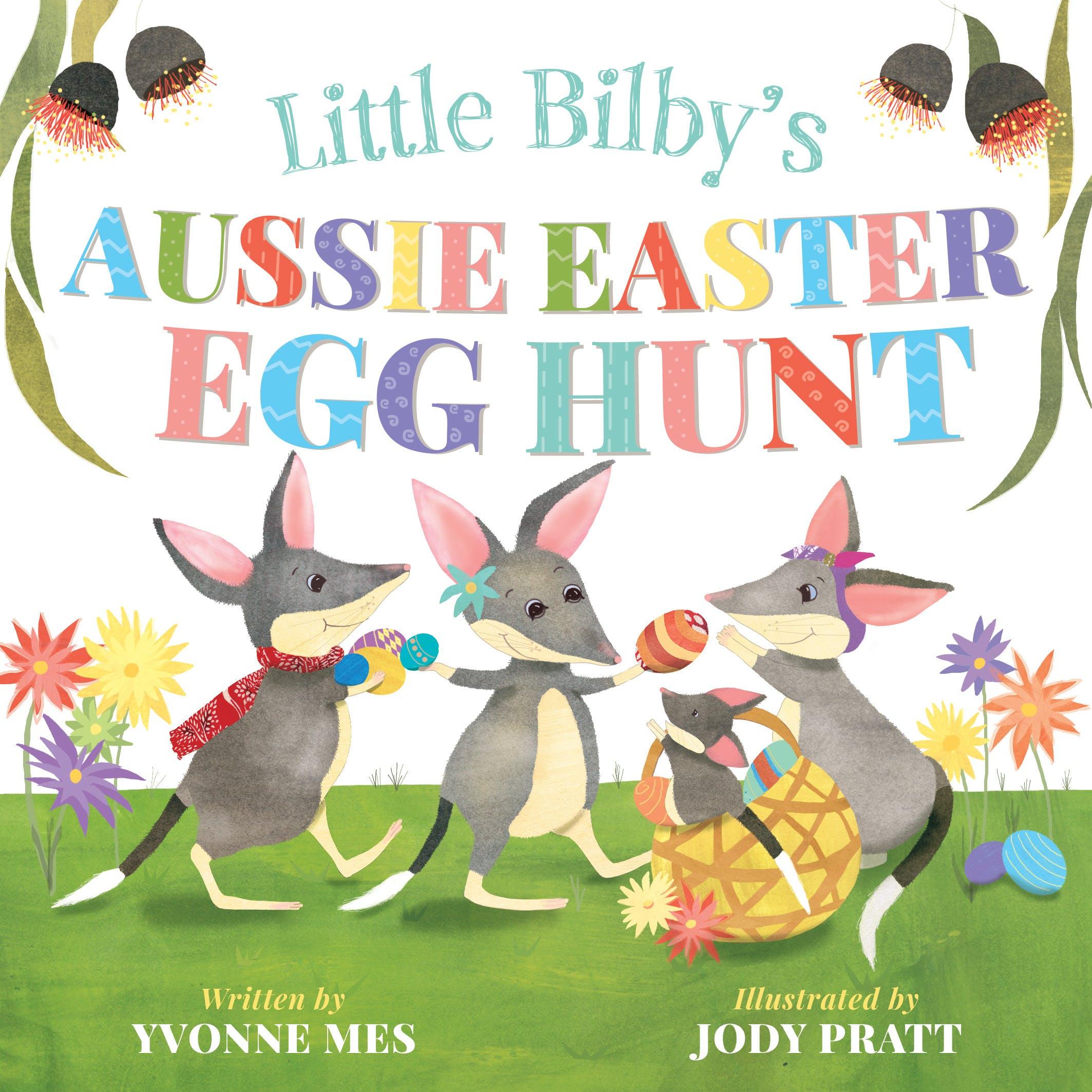 Cover Little Bilby Easter